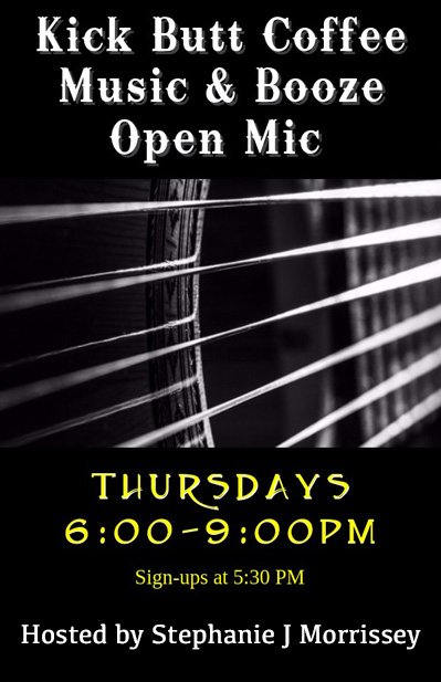 Music Open Mic Night Every Thursday